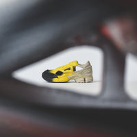 adidas by Raf Simons Replicant Ozweego - Yellow Thumbnail 1