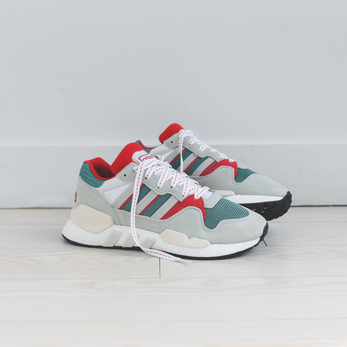 adidas Never Made ZX x EQT - White / Red / Blue