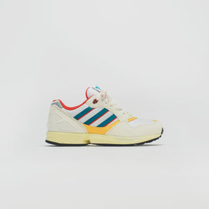 adidas Consortium ZX 6000 - Creme / Red / Yellow Image 1