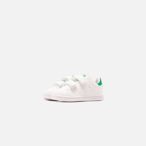 adidas Infant Stan Smith CF I - Footwear White / Green