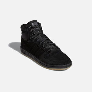 adidas Top Ten - Core Black / Gum
