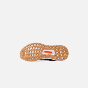 adidas by Stella McCartney WMNS UltraBOOST x 3DS - White / Solar Orange / Carbon Image 4