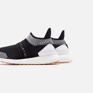adidas by Stella McCartney WMNS UltraBOOST x 3DS - White / Solar Orange / Carbon Image 5