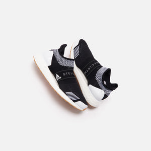adidas by Stella McCartney WMNS UltraBOOST x 3DS - White / Solar Orange / Carbon Image 2