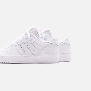 adidas WMNS Rivalry Low - White / Core Black Image 5