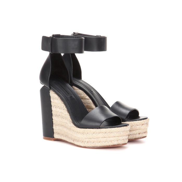 Alexander Wang Aurora Soft Calf - Black