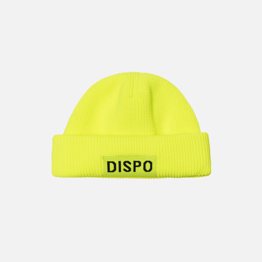 Alexander Wang Fisherman`s Beanie - Yellow