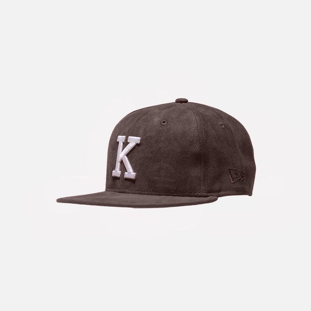 Kith x New Era K 59FIFTY Cap - Cinder