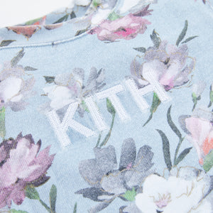 Kith Kids Howie Popover - Light Blue / Multi Image 3
