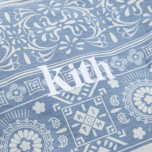 Kith Kids Baby Quincy L/S Crew - Light Wash Image 3