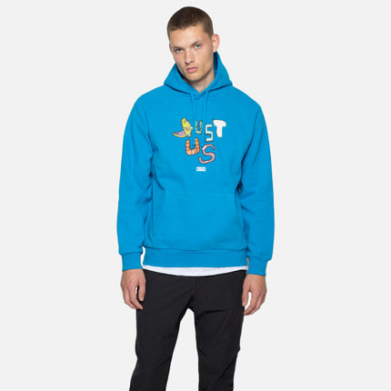 Kith x Rugrats Just Us Hoodie - Blue