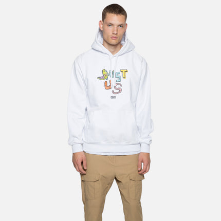 Kith x Rugrats Just Us Hoodie -White