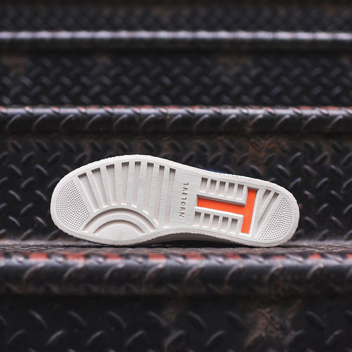 Tretorn x André 3000 Nylite High - Night / White / Orange