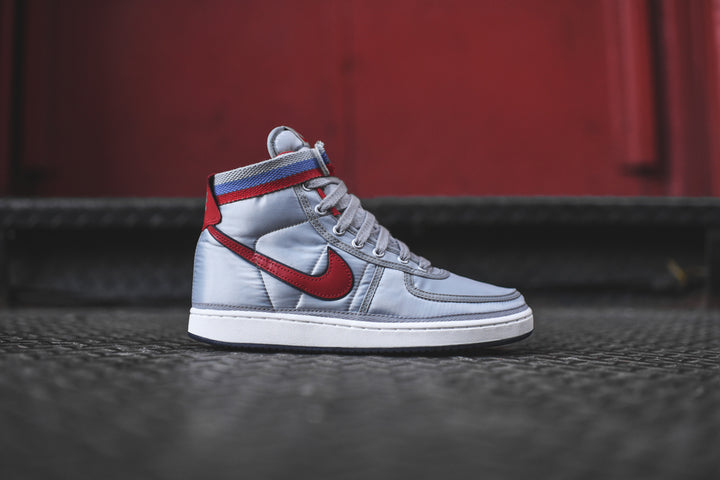 Nike Vandal High Supreme QS - Metallic Silver