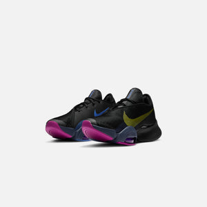 Nike WMNS Air Zoom SuperRep 2 - Black / Cyber / Red Plum / Sapphire Blue
