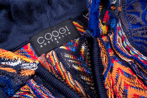 Coogi Native Zip Hoody