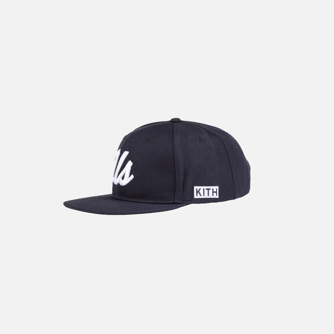 Kidset Us Logo Hat - Navy