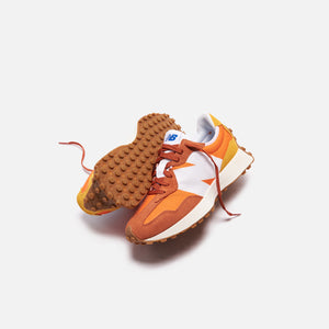 New Balance Ms327Cla - Orange / White