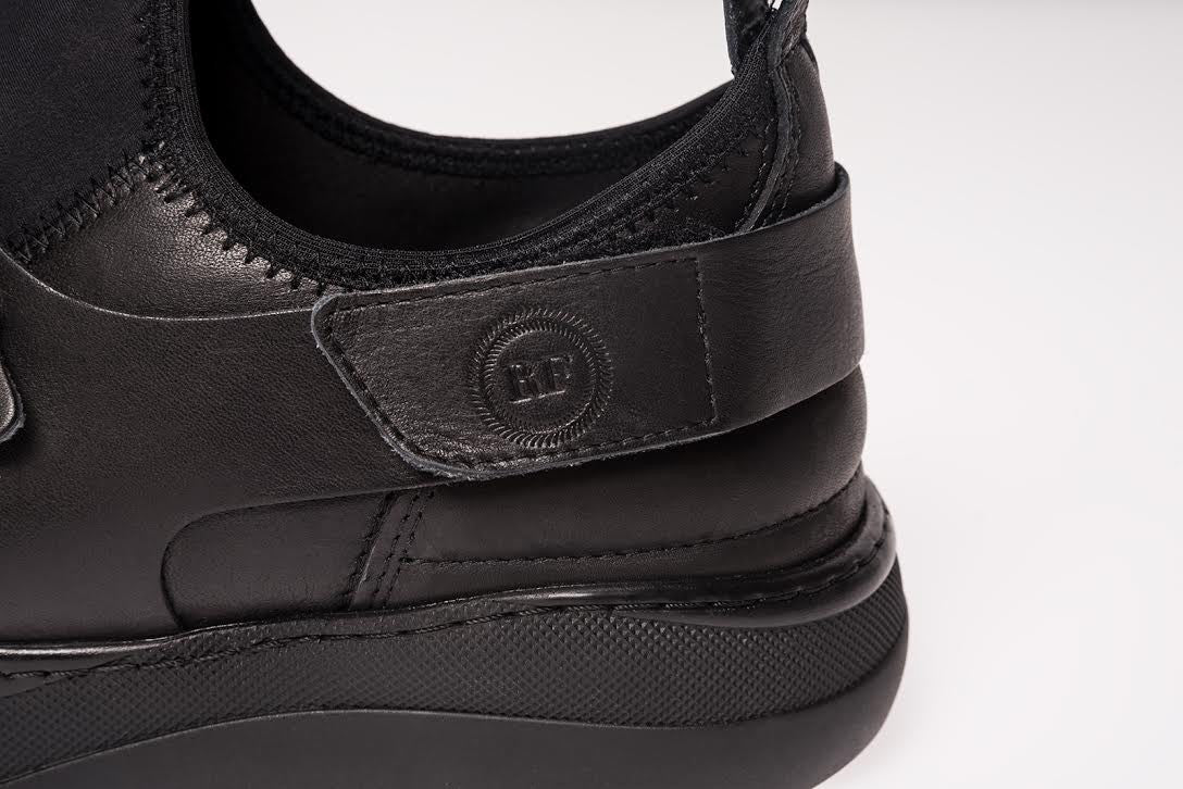 Ronnie Fieg x Filling Pieces Sandal Trainer - Black
