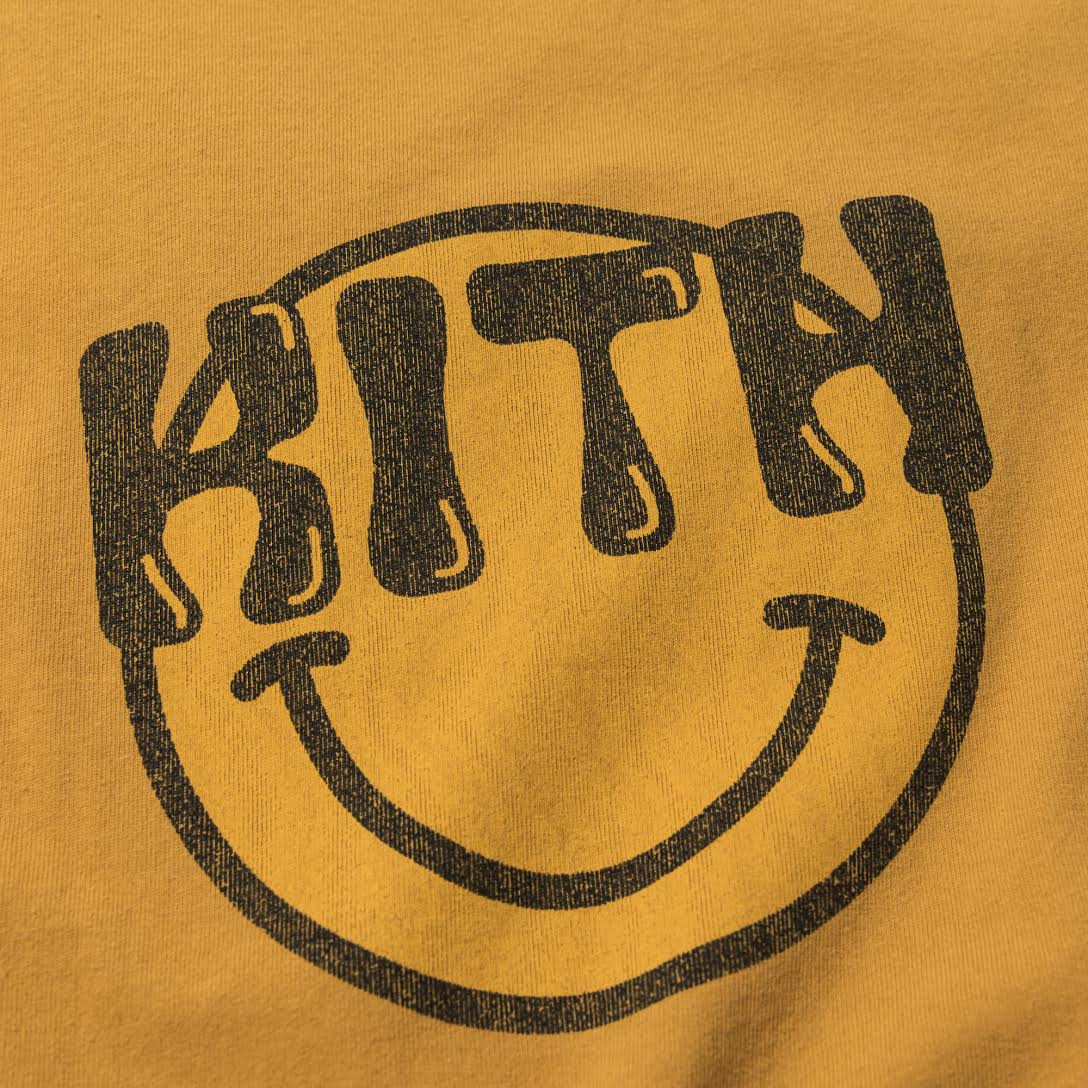 Kith Cheeky Tee - Yellow