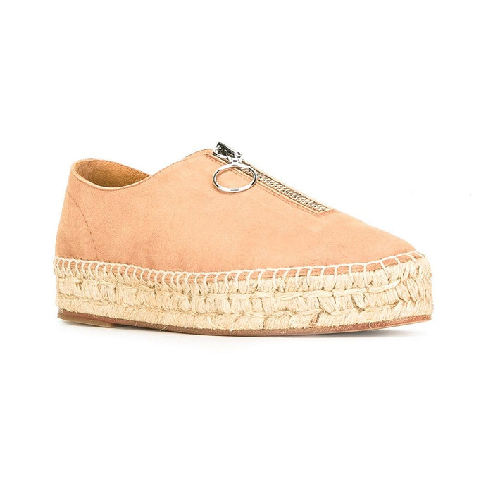 Alexander Wang Devon Kid Suede - Clay