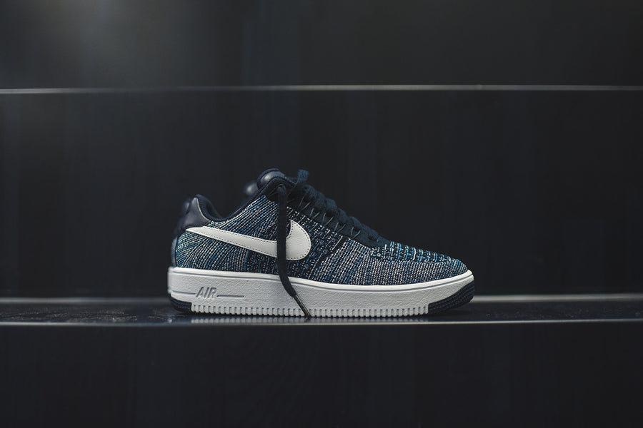 Nike Air Force 1 Ultra Flyknit Low - Obsidian