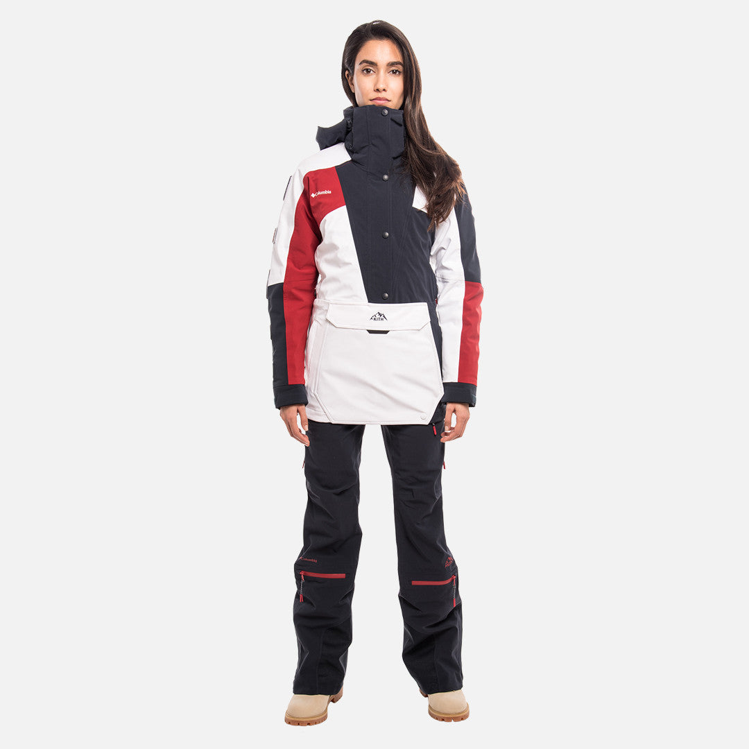 Kith Women x Columbia Sportswear Antora Pinnacle Jacket - Team Us