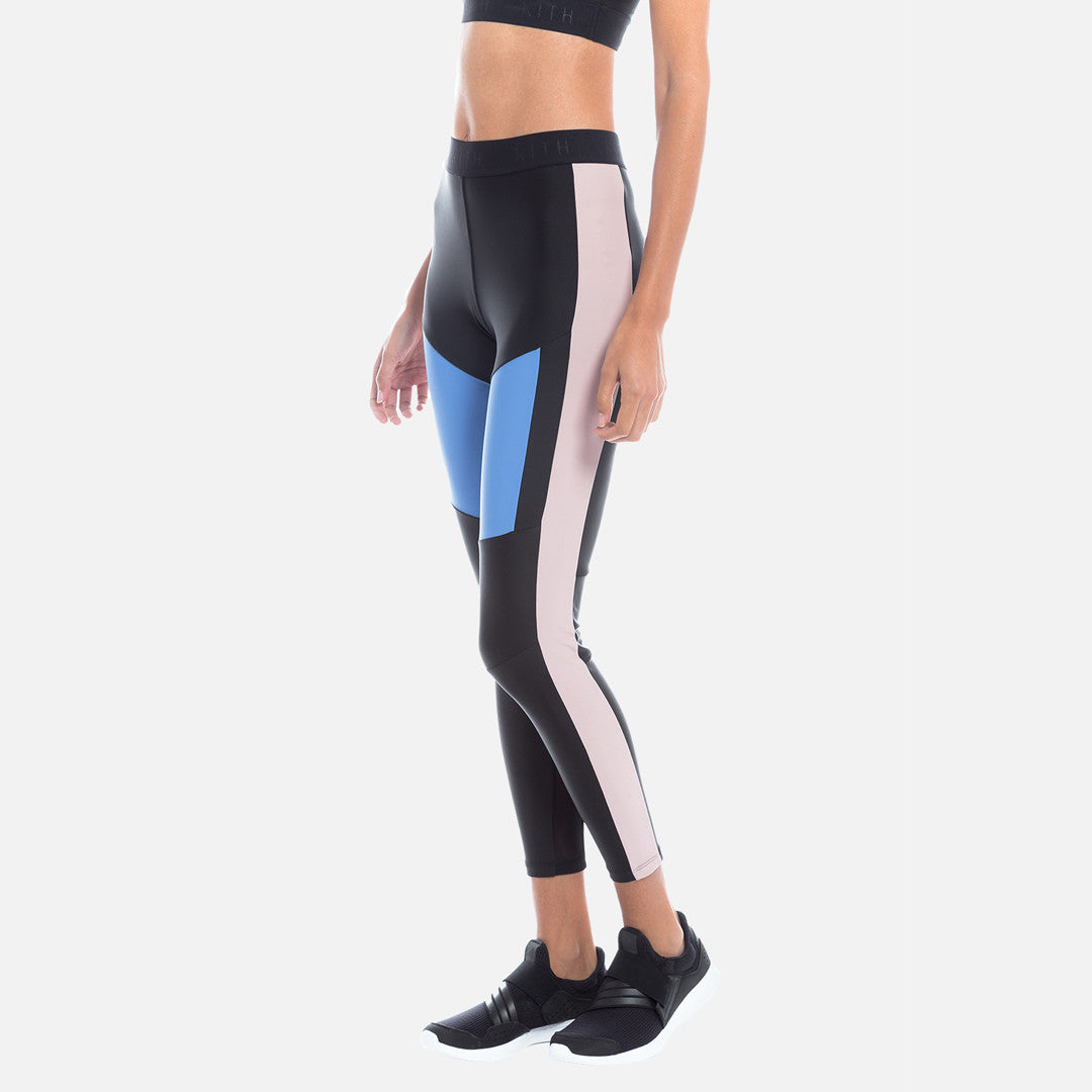 Kith Ara Legging - Blue / Rose