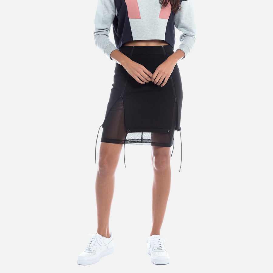 Kith Lleyton Skirt - Black