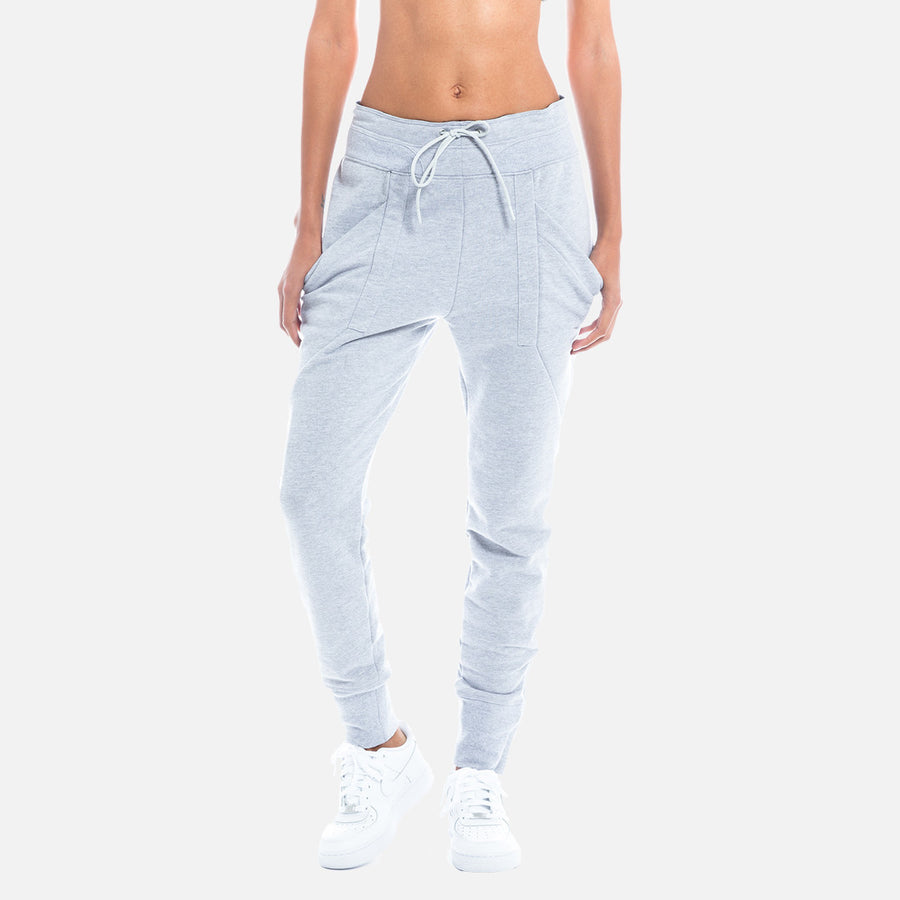 Kith Yuri Jogger - Heather Grey