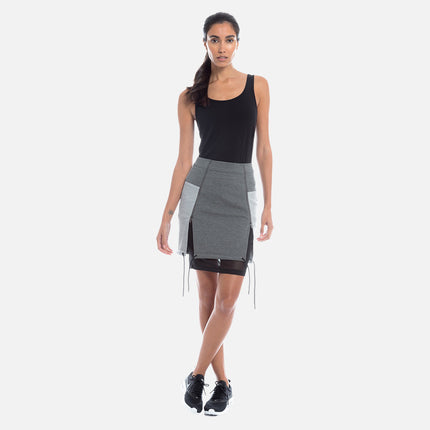 Kith Lleyton Skirt - Grey