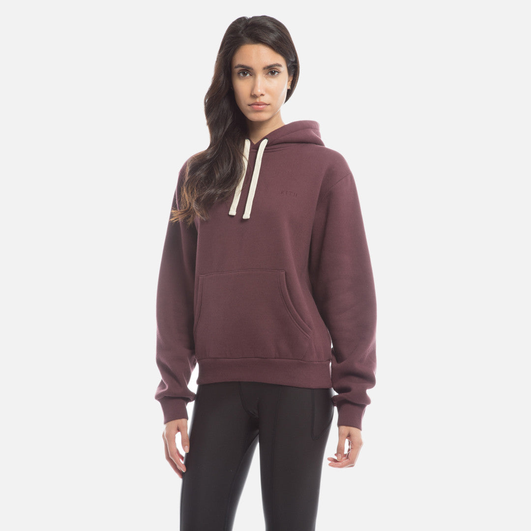 Kith Williams Hoodie - Wine