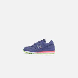 New Balance Youth 574 - Navy / Ink
