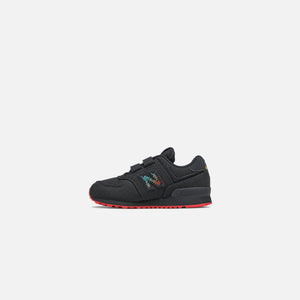 New Balance Youth 574 - Black / Multi Image 2