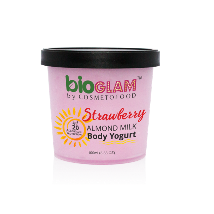 Strawberry Body Yogurt SPF 20