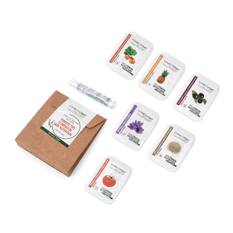 Tomato Tan Eliminator Skin Nutrition Facial Kit