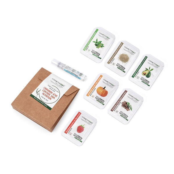 Cinnamon Acne Control Skin Nutrition Facial Kit