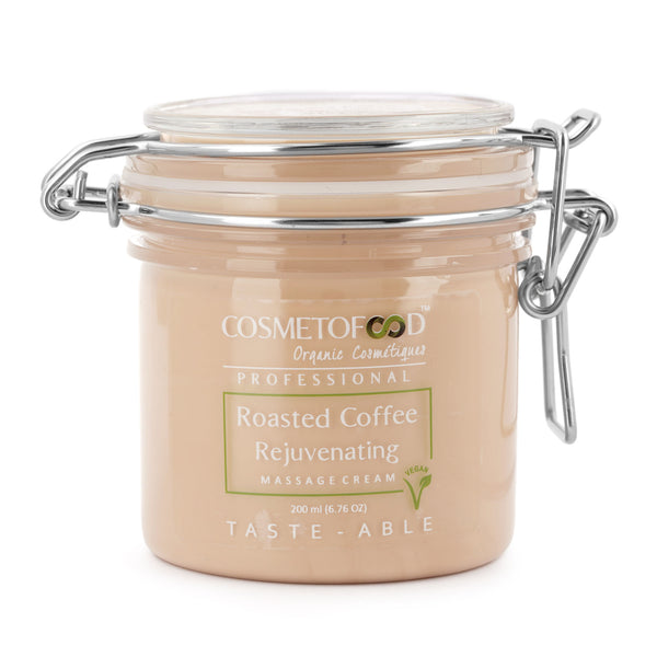 Roasted Coffee Rejuvinating Massage Cream