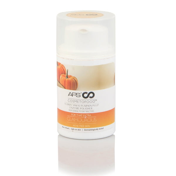 Yummy Yam & Pumpkin Pulp Enzyme Polisher