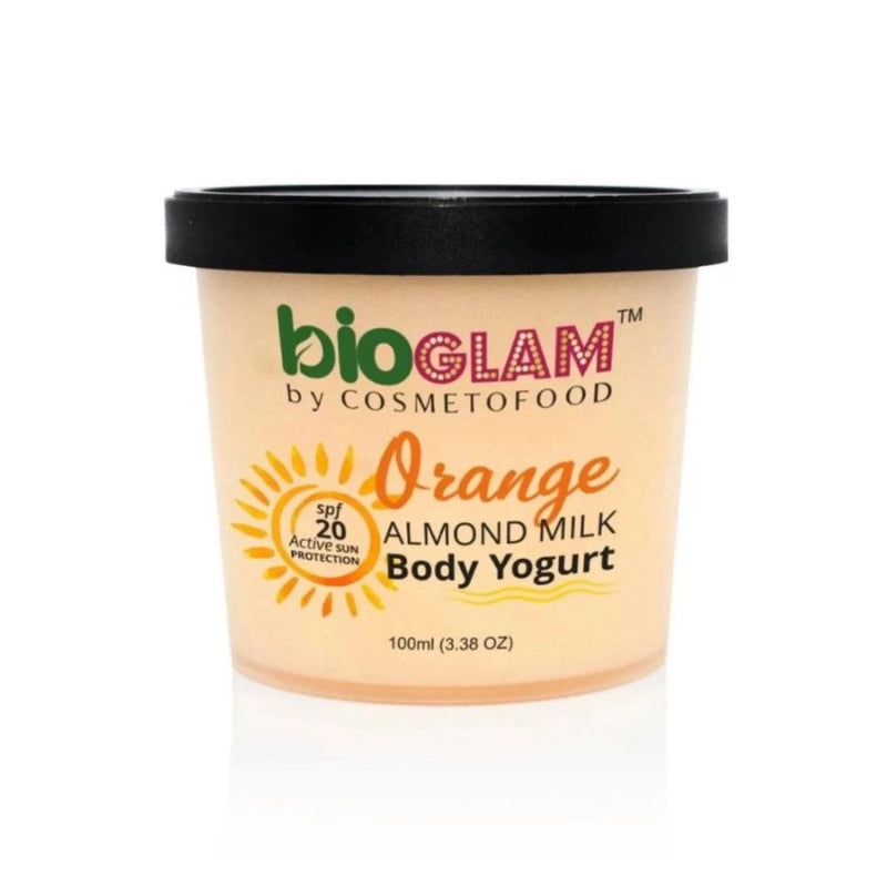 Orange Body Yogurt SPF 20