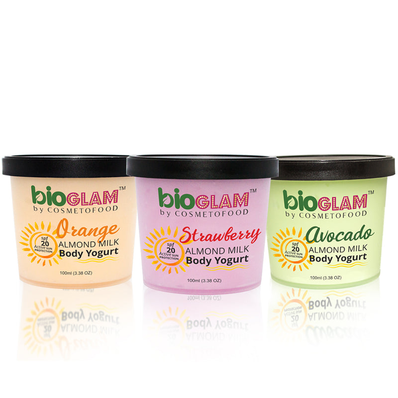 Body Yogurt Combo (Pack of 3)