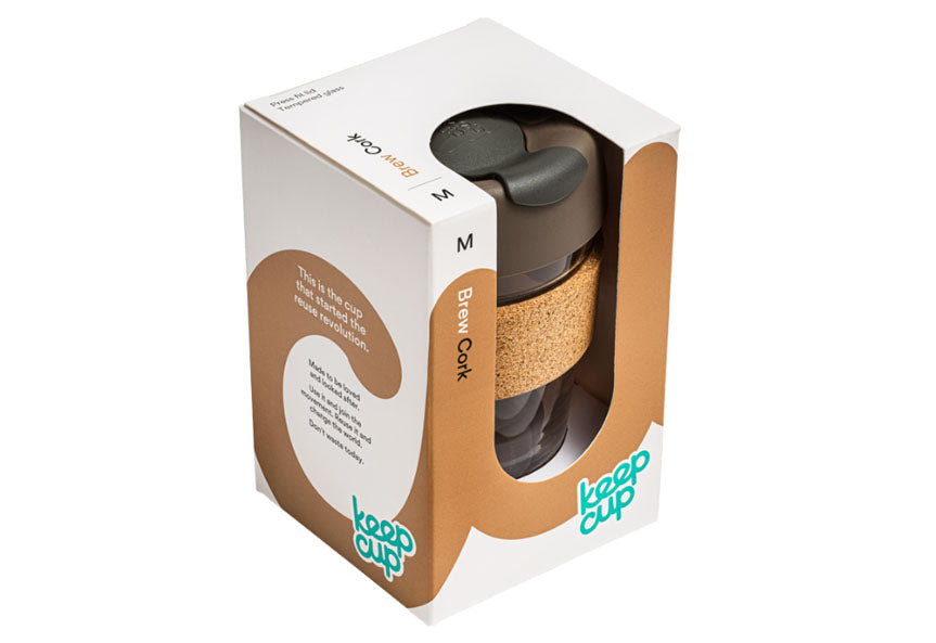 KeepCup Glass Reusable Coffee Cups