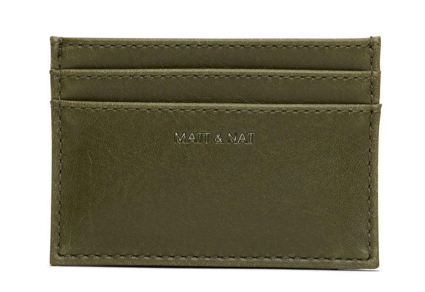 MATT & NAT Vegan Wallets/Card Holders