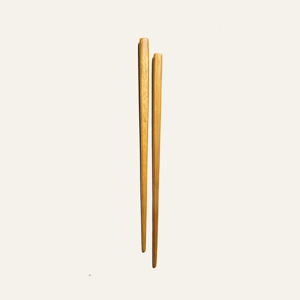 Reusable Wooden Chopsticks (Teak Wood)
