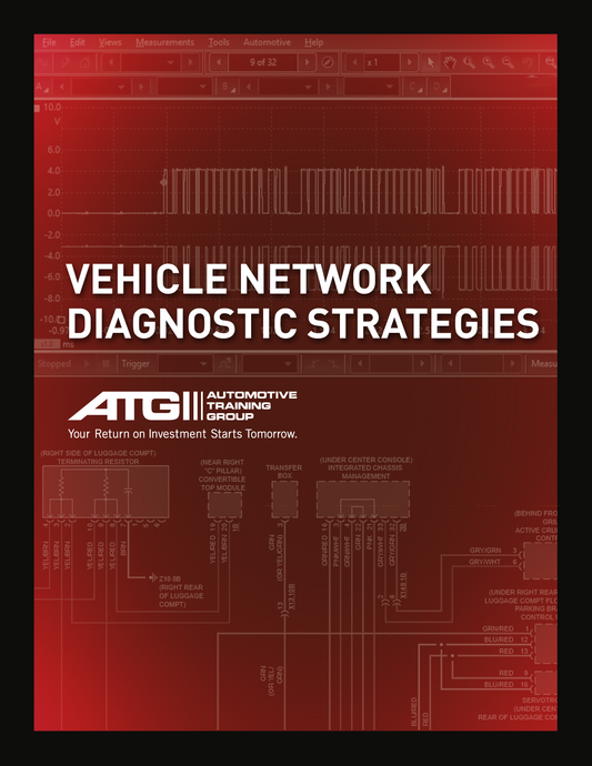 Vehicle Network Diagnostic Strategies