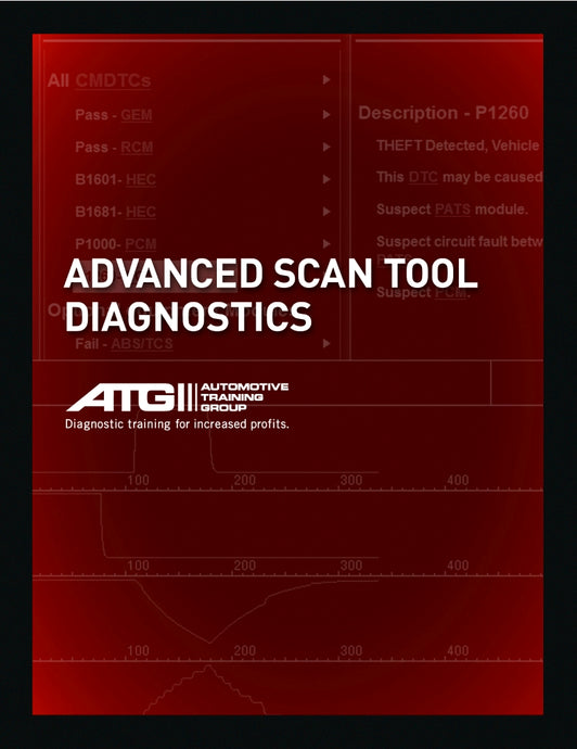 Advanced Scan Tool Diagnostics