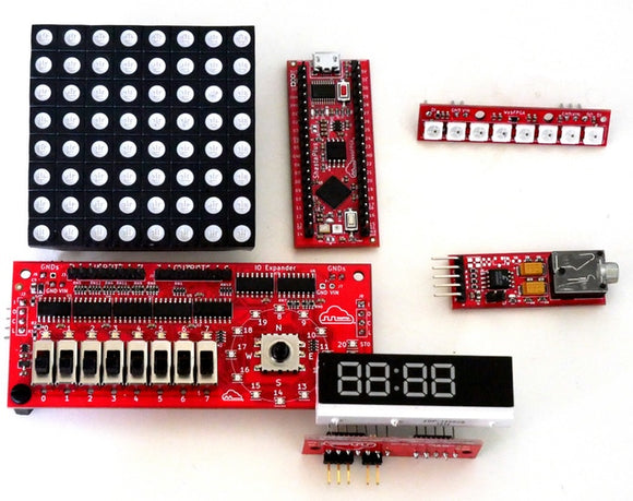 WebFPGA Kit (shipping NOW!)