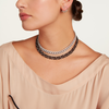 READY TO SHIP DIAMOND PAVE ESSENTIAL LINK CHOKER