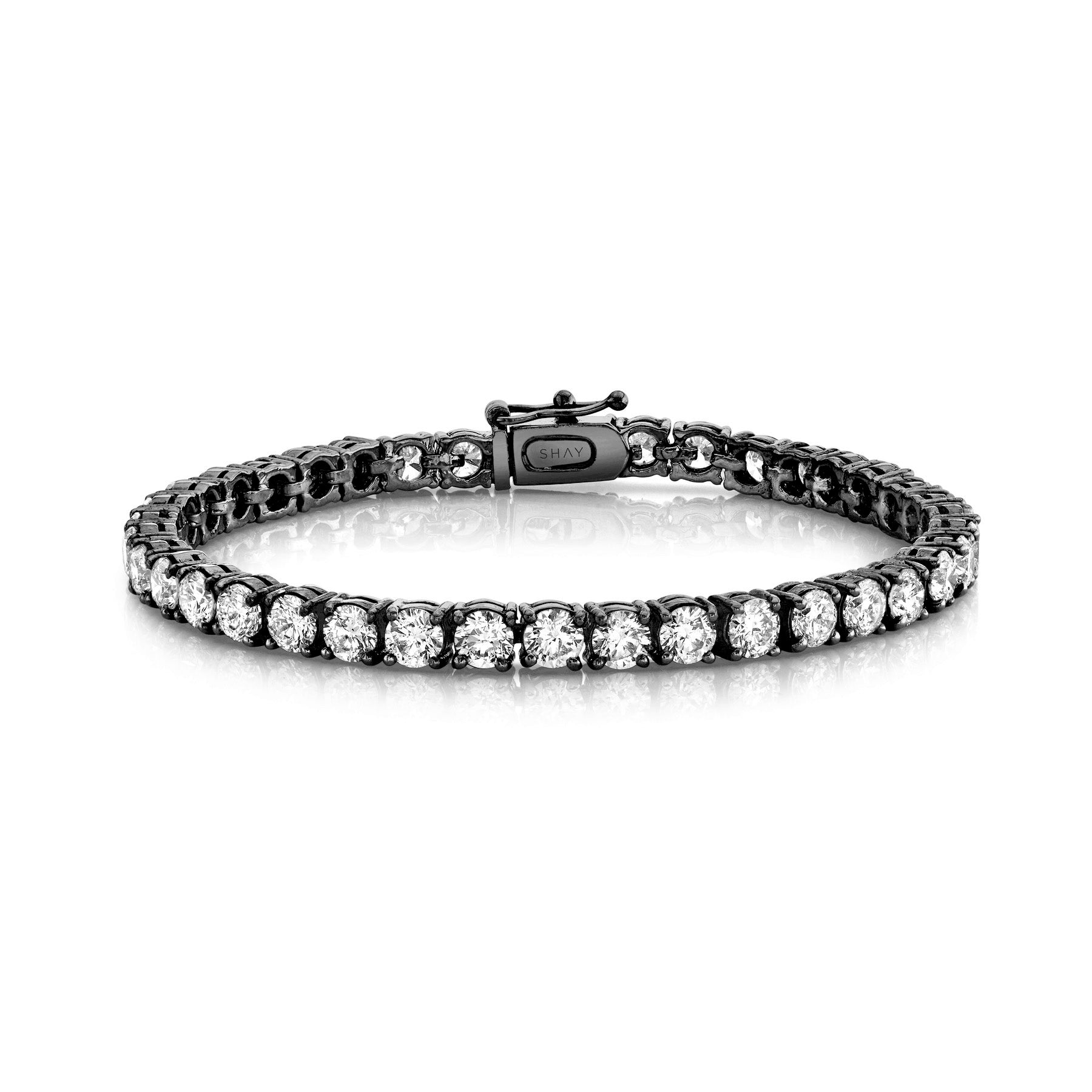 DIAMOND TENNIS BRACELET, 10cts