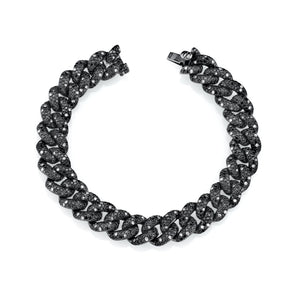 BLACK DIAMOND TWINKLE ESSENTIAL LINK BRACELET